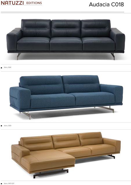 Sofa Audacia Maxim Confort Palma