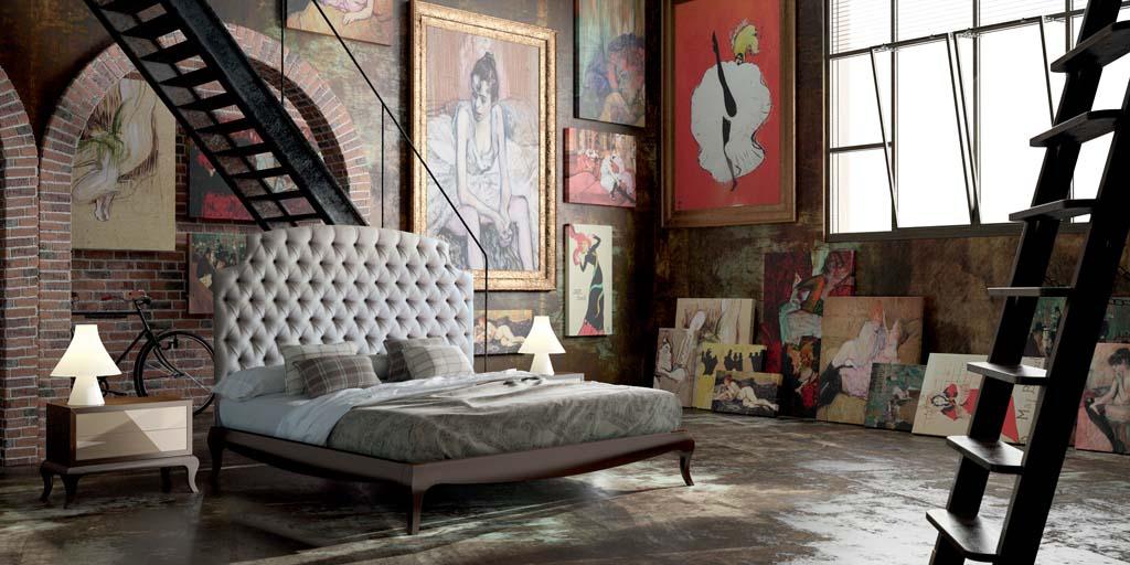 Colección dormitorio Nite Nite de La Ebanisteria