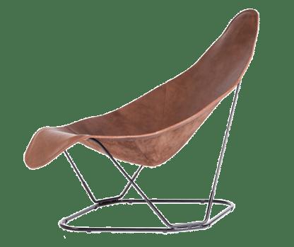Abrazo_Pampa_Chocolate de Cuero Design en Maxim Confort Mallorca