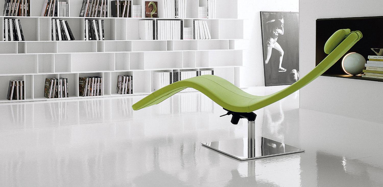 Chaise longue CASANOVA de Cattelan en Maxim Confort