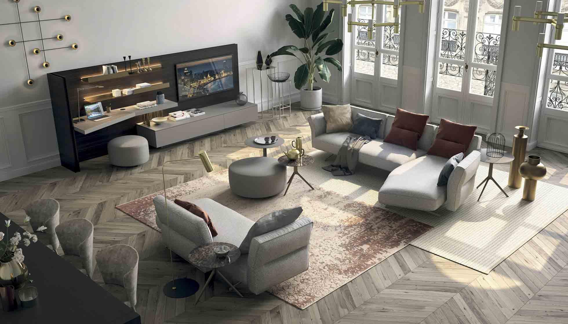 COSY sofá de Art Nova en Mallorca