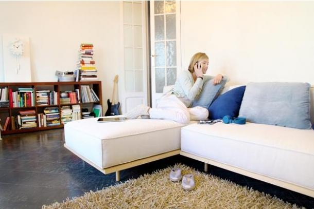 Mus sofa by Koo in Mallorca