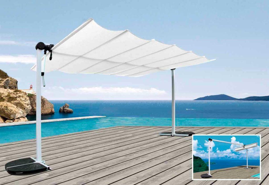 MARQUESINA umbrellas from Arkimuebles in Mallorca