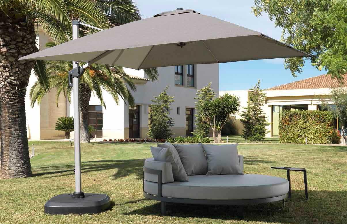 ASTRO umbrellas from Arkimuebles in Mallorca