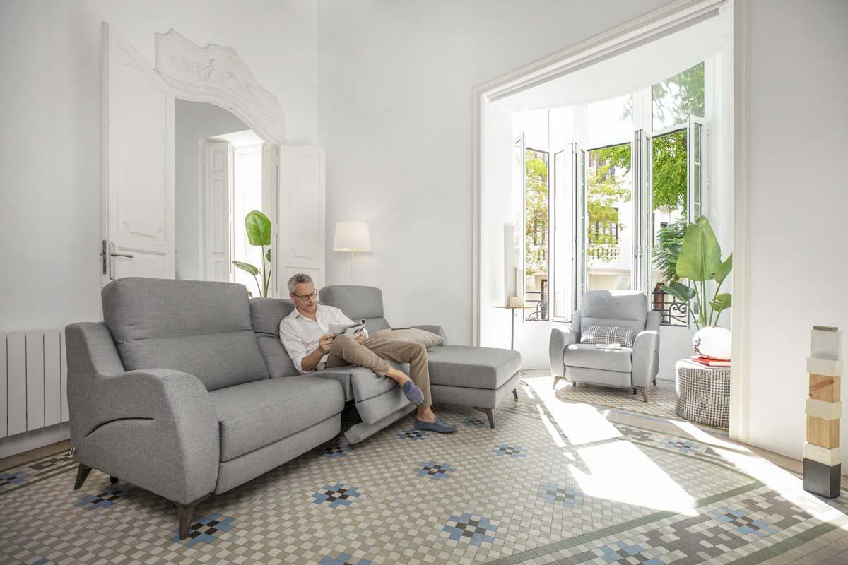 Sofá Galerna de Koo en Màxim Confort Mallorca