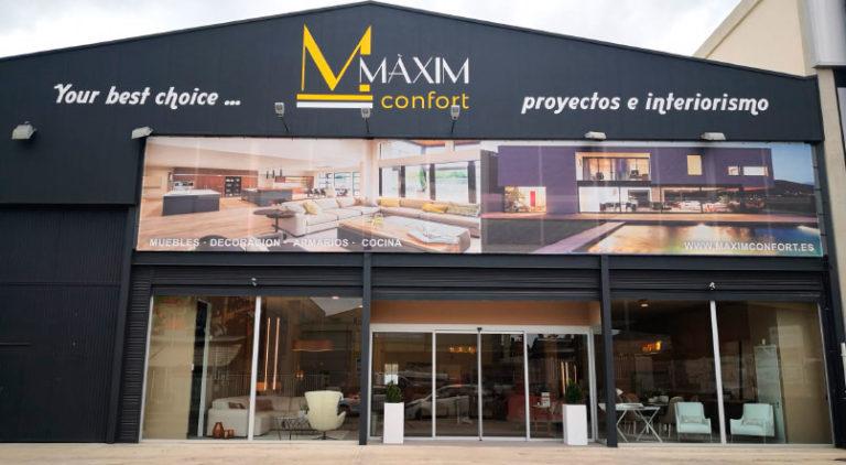 Sofas, beds, furnitures & interior design shop in Calvià