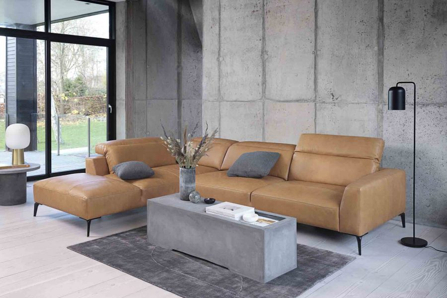 Volluzi Sofa by Theca in Màxim Confort Mallorca