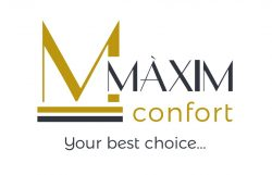 logo shop maxim confort